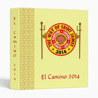 """La manera de San Jaime 2014 Carpeta 1"""""""
