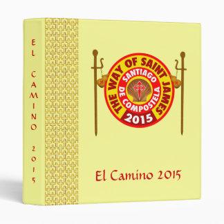 """La manera de San Jaime 2015 Carpeta 1"""""""