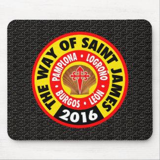 La manera de San Jaime 2016 Alfombrillas De Raton