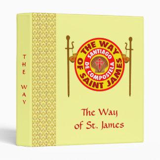 """La manera de San Jaime Carpeta 1"""""""