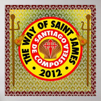 La manera de San Jaime Poster