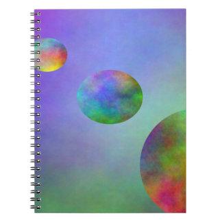 La MANERA de SimplyTonjia de la LUNA Cuaderno