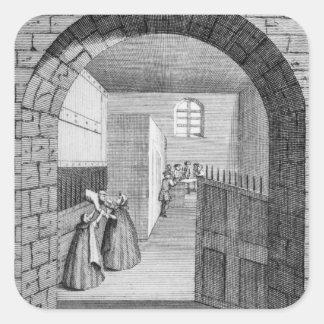 La manera del escape del pastor de Juan Pegatina Cuadrada