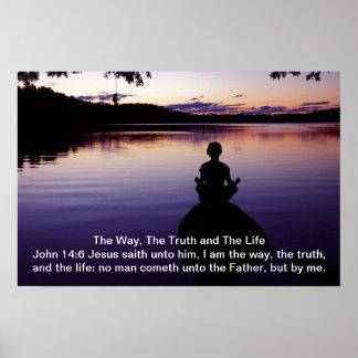 La manera la verdad y el 14 6 Jesús de Juan de la Impresiones