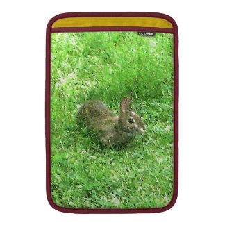 La manga del amor del conejito cree * fundas MacBook