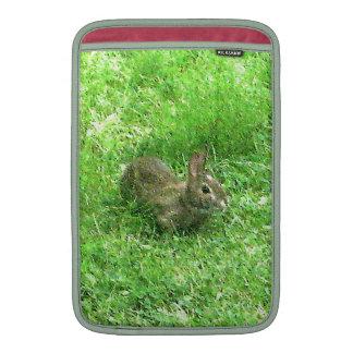 La manga del amor del conejito cree * fundas para macbook air