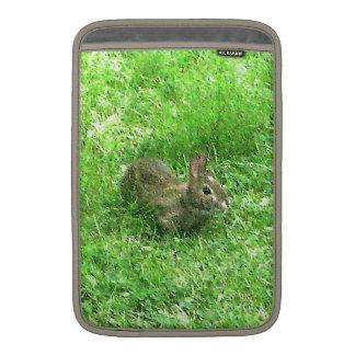 La manga del amor del conejito cree * funda macbook air