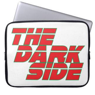 La manga del ordenador portátil de DarkSide Funda Computadora