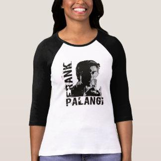 La manga larga de las mujeres de Frank Palangi Tee Shirts