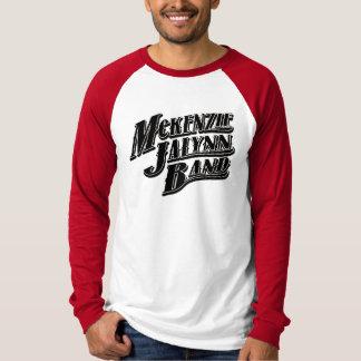 La manga larga de los hombres de banda de McKenzie Camisas