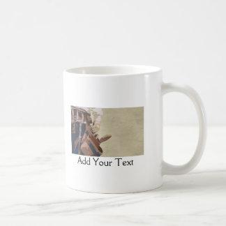 La manitas equipa la acuarela taza clásica