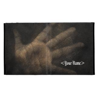 La mano de debajo