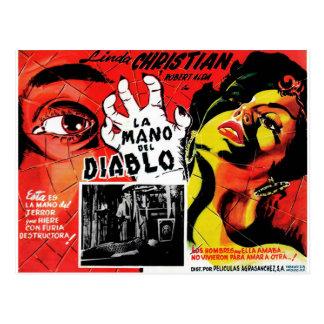 La Mano Del Diablo Postcards