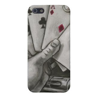 La mano del hombre muerto iPhone 5 cárcasas