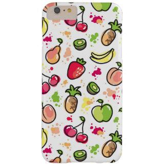 la mano dibujada da fruto modelo funda barely there iPhone 6 plus