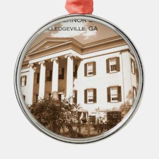 La mansión del gobernador viejo, Milledgeville, Ge Ornamento De Reyes Magos