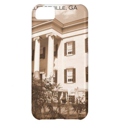 La mansión del gobernador viejo, Milledgeville, Ge