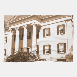 La mansión del gobernador viejo, Milledgeville, Ge Toalla De Mano
