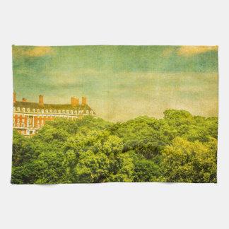 La mansión en la colina toallas de cocina