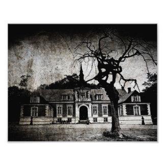 La mansión - impresión impresion fotografica