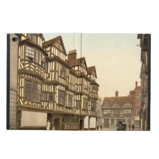 La mansión Shrewsbury, Shropshire, Inglaterra de