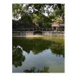 La mansión y el jardín, Taipei de la familia de Postal