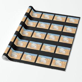 La manta preferida del hurón papel de regalo