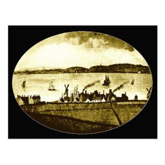 La manufactura de Herculano, Liverpool, 1810 Postal