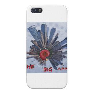 la manzana grande iPhone 5 cárcasas