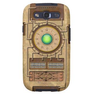 La máquina de tiempo - H G Wells Samsung Galaxy S3 Cárcasas