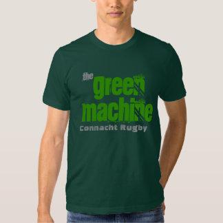 La máquina verde playeras