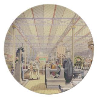 """La maquinaria móvil, platea 49 de """"Dickinsons"""" Com Plato"""