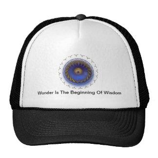 La maravilla es el gorra del principio