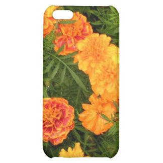 La maravilla florece la caja del iPhone 4