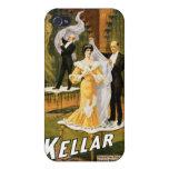 """La maravilla más grande de Kellar del vintage """"ida iPhone 4 Cobertura"""