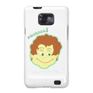 La marca de Prinzel Samsung Galaxy S2 Funda