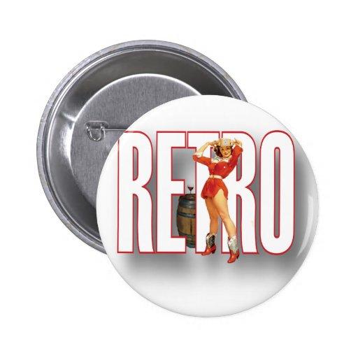 La marca RETRA Pin