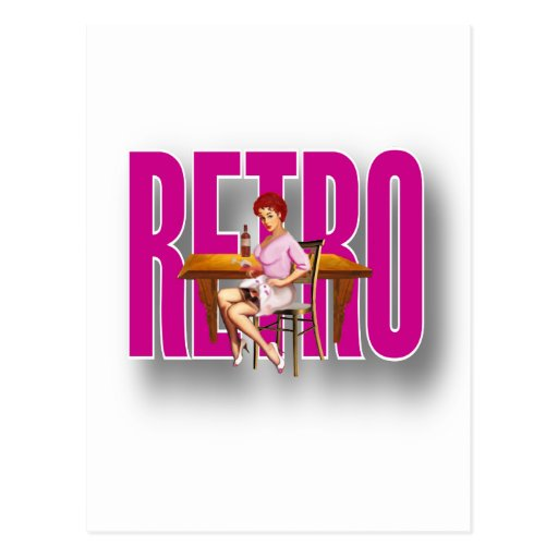 La marca RETRA Tarjetas Postales