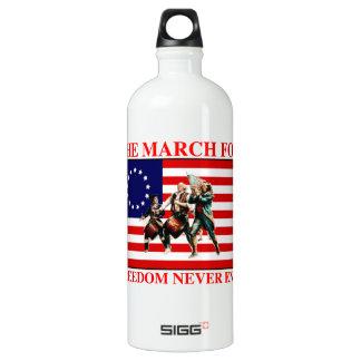 la marcha para la libertad nunca termina
