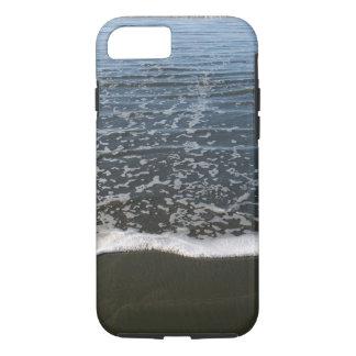 La marea del océano que se lava en tierra funda iPhone 7