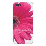 La margarita del Gerbera de Gerber de las rosas fu iPhone 5 Cobertura