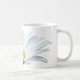 La margarita florece la taza de las margaritas bla
