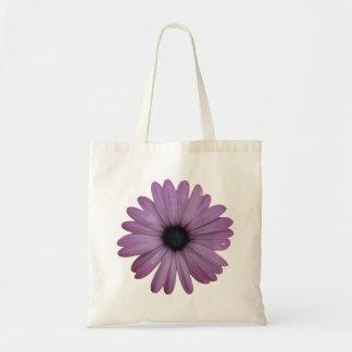 La margarita púrpura tiene gusto de los ecklonis d bolsa tela barata