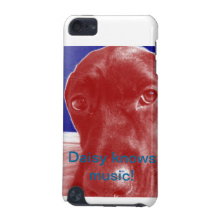 La margarita sabe música funda para iPod touch 5G