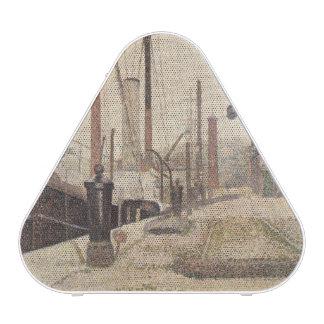 La Maria at Honfleur, 1886 Bluetooth Speaker