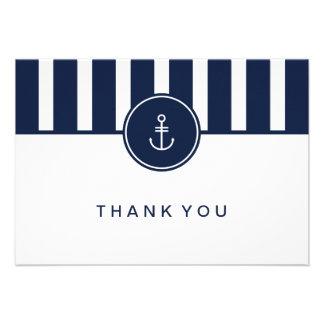 La marina de guerra náutica le agradece cardar comunicado personalizado
