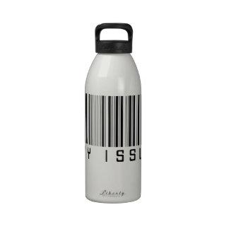 La marina de guerra publicó a la esposa botella de beber