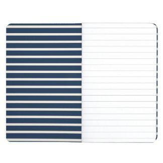 La marina de guerra raya el ancla cuadernos