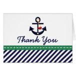 La marina de guerra y el ancla náutica del verde l