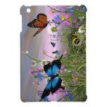 La mariposa besa el mini caso del iPad iPad Mini Coberturas